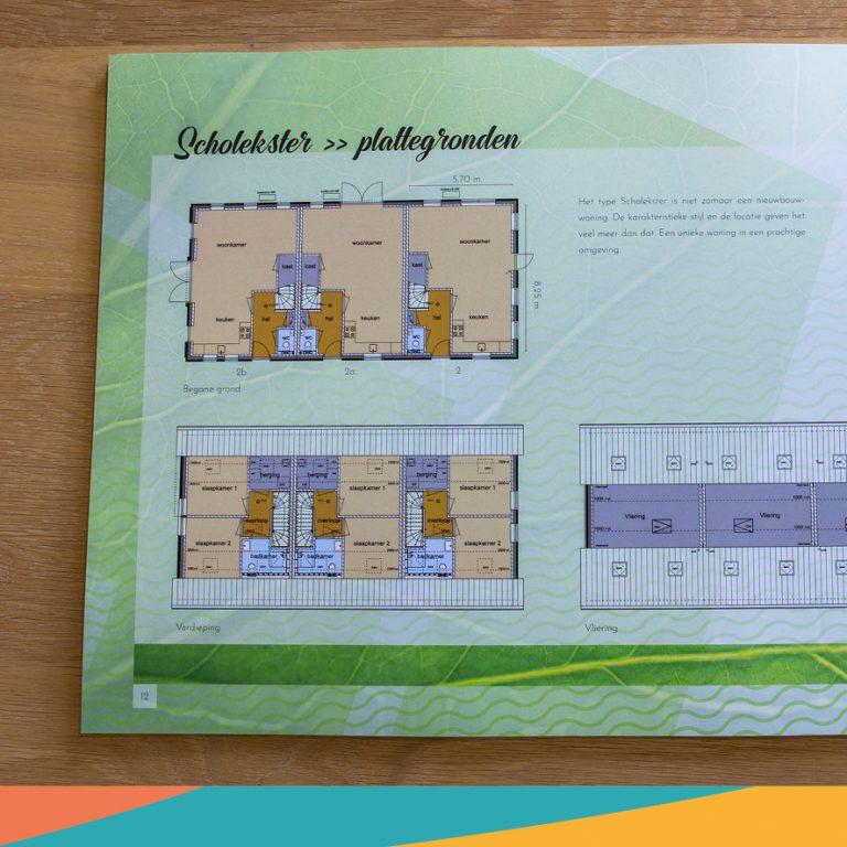 Brochures Nieuwbouw Ypelo